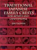 Traditional Japanese Family Crests for Artists and Craftspeople, Isao Honda, 0486422739