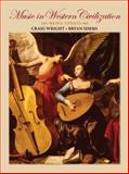 Music in Western Civilization, Media Update (with Resource Center Printed Access Card), Wright, Craig and Simms, Bryan R., 049557273X