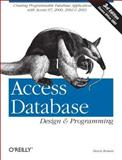 Access Database Design and Programming, Roman, Steven and Petrusha, Ron, 0596002734