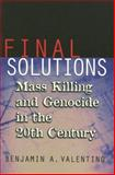 Final Solutions 1st Edition