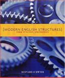 Modern English Structures, O'Dwyer, Bernard, 1551112736