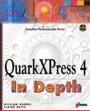 QuarkXpress 4, Harrell, Bill, 1576102734