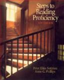 Steps to Reading Proficiency 9780155062733