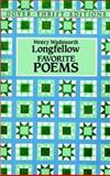 Favorite Poems, Henry Wadsworth Longfellow, 0486272737