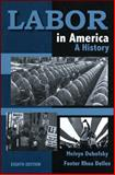Labor in America : A History, Dubofsky, Melvyn and Dulles, Foster Rhea, 0882952730