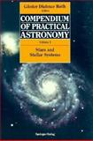 Compendium of Practical Astronomy, G. D. Roth, Gd Roth, 0387562737