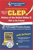 CLEP History of the United States II : College Level Examination Program, Marlowe, Lynn, 0878912738