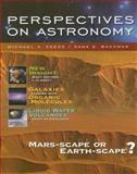 Perspectives on Astronomy, Seeds, Michael A. and Backman, Dana E., 0495392731
