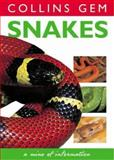 Collins Gem Snakes, Chris Mattison, 0004722744