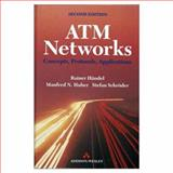 ATM Networks : Concepts, Protocols, Applications, Handel, Rainer and Huber, Manfred N., 0201422743