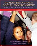 Human Behavior and the Social Environment : Theory and Practice, Lesser, Joan Granucci and Pope, Donna Saia, 020579274X