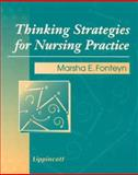 Thinking Strategies for Nursing Practice, Fonteyn, Marsha, 0397552742