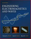 Engineering Electromagnetics and Waves, Inan, Umran S. and Inan, Aziz, 0132662744