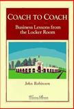 Coach to Coach, John Robinson, 0893842745
