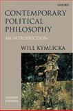 Contemporary Political Philosophy : An Introduction, Kymlicka, Will, 0198782748