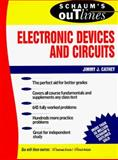 Electronic Devices and Circuits, Cathey, J. J., 0070102740