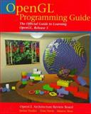 The OpenGL Programming Guide : The Official Guide to Learning OpenGL, Release 1, OpenGL Architecture Review Staff and Neider, Jackie, 0201632748