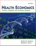 Health Economics (Book Only), Santerre, Rexford E. and Neun, Stephen P., 1111822743