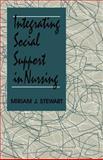 Integrating Social Support in Nursing 9780803942745