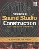 Handbook of Sound Studio Construction : Rooms for Recording and Listening, Pohlmann, Ken, 007177274X