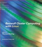 Beowulf Cluster Computing with Linux, Sterling, Thomas, 0262692740