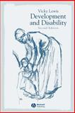 Development and Disability, Lewis, Vicky, 0631192743