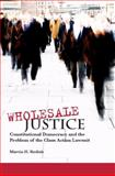 Wholesale Justice 9780804752749