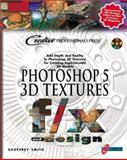 Photoshop 5 3D Textures F/X and Design, Bill Fleming, 1576102742