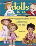 Small Dolls of the 40's and 50's, Carol J. Stover, 1574322753