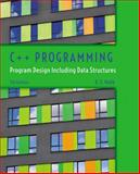 C++ Programming : Program Design Including Data Structures, Malik, D. S., 1285852753