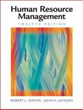Human Resource Management, Mathis, Robert L. and Jackson, John H., 0324542755