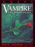 GURPS Vampire 9781556342752