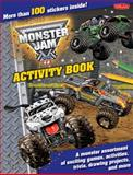 Monster Jam Activity Book, Walter Foster Creative Team, 1600582753