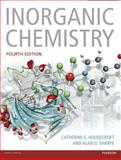 Inorganic Chemistry, Housecroft, Catherine and Sharpe, Alan G., 0273742752