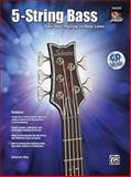 5-String Bass, Sharon Ray, 0739052756
