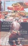 Making India Hindu : Religion, Community, and the Politics of Democracy in India, , 0195682750