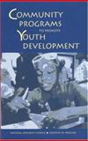 Beyond the Front Stoop : Community Programs to Promote Youth Development, , 0309072751