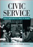 Civic Service 9780765612755