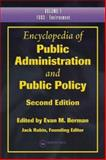Encyclopedia of Public Administration and Public Policy, , 1420052756
