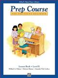 Alfred's Basic Piano Prep Course, Lesson Book, Level E, Amanda Vick Lethco and Morton Manus, 0739012754