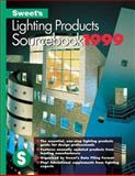 Sweet's Lighting Products 1999, Sweet's Group Staff, 0071342753