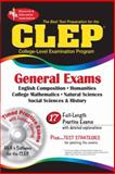 CLEP General Exams, Alvarez, Joseph A. and Barrett, Marguerite, 0878912754