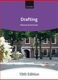 Drafting, City Law School Staff, 0199592764