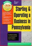 Starting and Operating a Business in Pennsylvania, Jenkins, Michael D. and Ernst and Young Staff, 1555712762