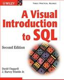 A Visual Introduction to SQL, Chappell, David M. and Trimble, J. Harvey, 0471412767