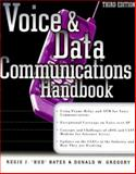 Voice and Data Communications Handbook, Bates, Regis J., 0072122765