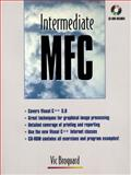 Intermediate MFC for Windows 95 and NT, Broquard, Vic, 0138482764