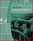 Essentials of Negotiation 4th Edition