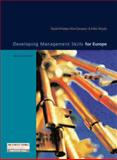 Developing Management Skills for Europe, Whetton, David and Cameron, Kim, 0201342766