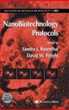 NanoBiotechnology Protocols, , 1588292762